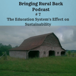 The Education System's Effect on Sustainability
