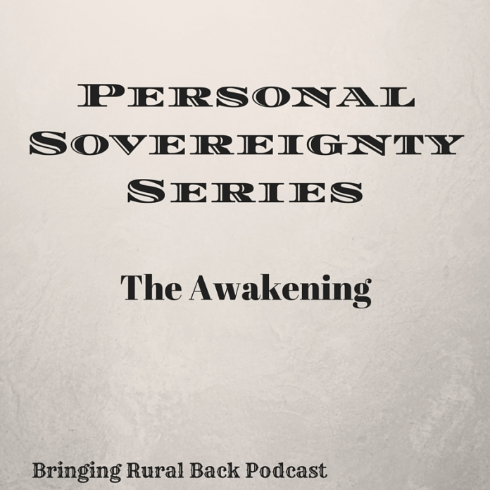 Personal Sovereignty Series