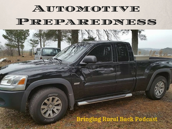 Automotive Preparedness