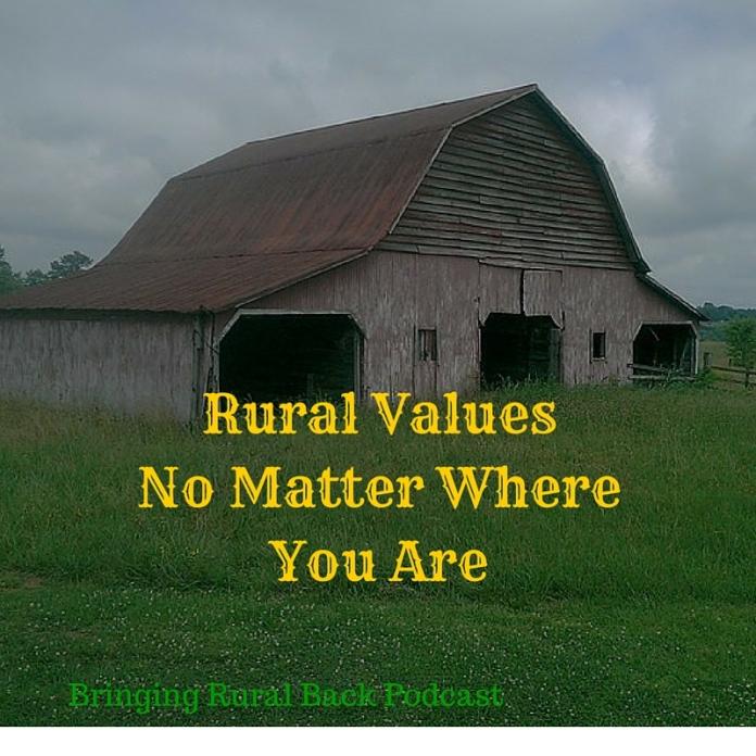 Rural Values