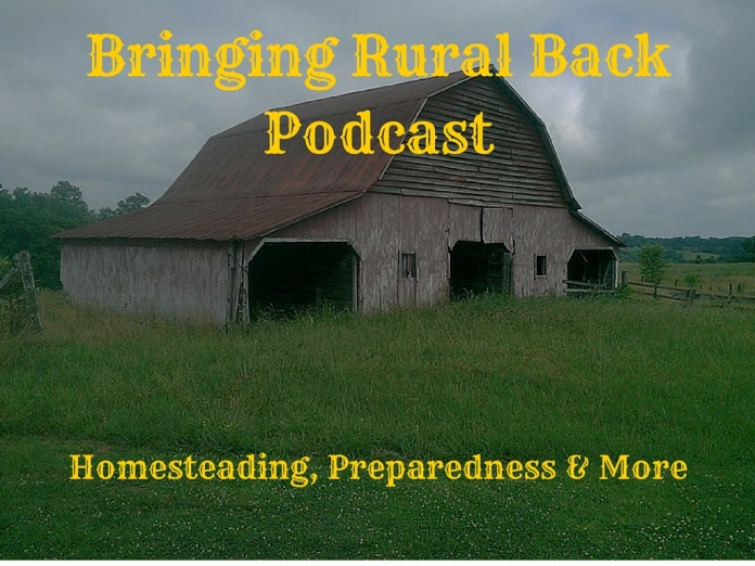 Bringing Rural Back Podcast